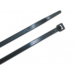 LUMX Cable Tie 100 x 2.5 x 21 mm - black Home