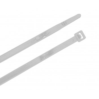 LUMX Cable Tie 100 x 2.5 x 21 mm - colourless Home