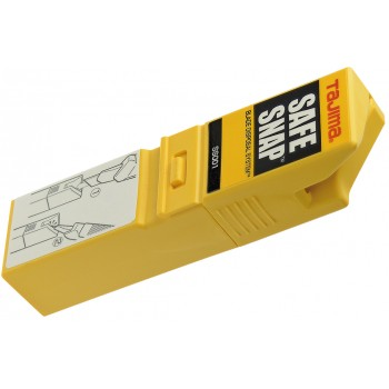 TAJIMA SAFE SNAP - collection box for cutter blades Knives, cutters and blades