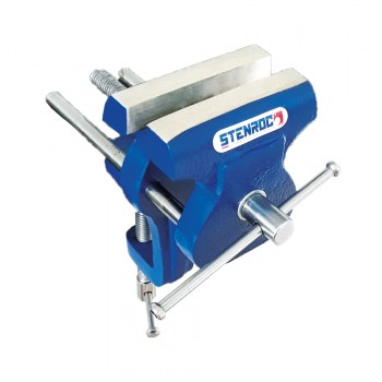 STENROC Table vice 90 mm Spring Clamp