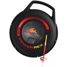 RUNPOTEC POWER REX 50 m - Ø 3 mm + 1 x Runpoglider Ø 7 mm Home