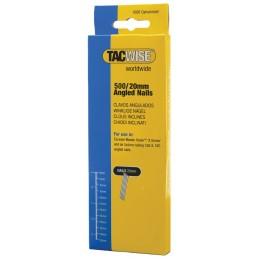 TACWISE Corner nails 500-25 mm - per 5000 pcs Nailer accessories