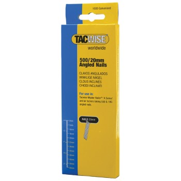TACWISE Corner nails 500-20 mm - per 5000 pcs Nailer accessories