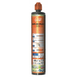 MUNGO MIT-SE PLUS chemical mortar 280 ml Foams