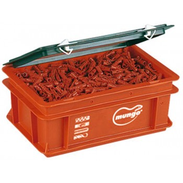 MUNGO Multimaterial plug - MQ - Ø 8 x 40 mm - box of 1000 pieces Plugs