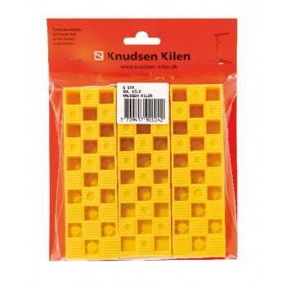 KNUDSEN Angled keys 25 x 45...