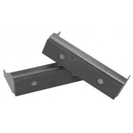 ECLIPSE Fiber jaws 100 mm (4) for EMV-3 Spring Clamp