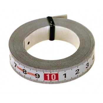 TAJIMA Measuring tape, self-adhesive 2 m Home