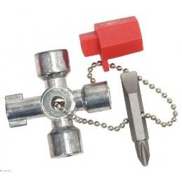 CIMCO CONTROL CABINET KEY MINI 112891 Ironmongery