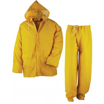 SECURX Rainwear set - yellow - XL Protective suits