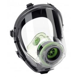 SECURX Masque panoram. Securx-BLS 5400 Silicon rubber, filtre DIN (EX SX218430)Protection respiratoire