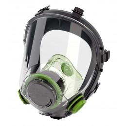 SECURX Masque panoram. Securx-BLS 5700 Silicone rubber, filtres type BAYONETProtection respiratoire