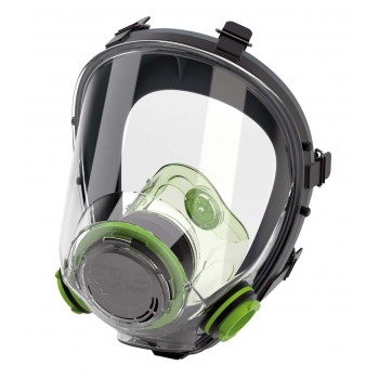 SECURX Full Face Mask Securx-BLS 5600 TPR, BAYONET filters Home