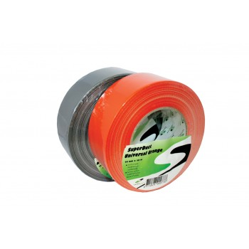 SUPERTAPE Tape SUPER DUCT orange - 50 mm x 50 m Home