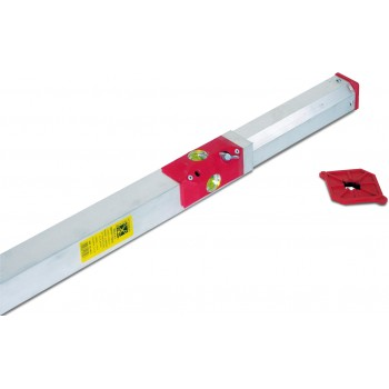 MONDELIN Tracing bar for walls Measuring bars