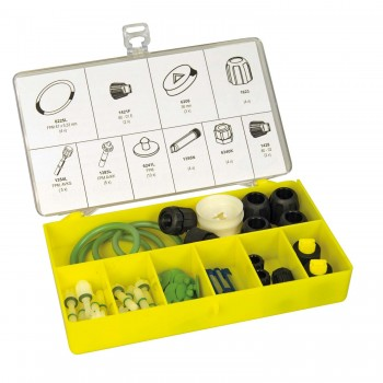MESTO Box with spare parts - Construction Watering accessories