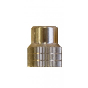 MESTO precision nozzle, 3 serrations, spray nozzle 70° - brass Watering accessories