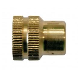 MESTO precision nozzle, 2 serrations, spray nozzle 75° - brass Watering accessories