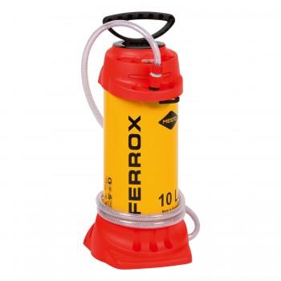 MESTO Réservoir d'eau sous-pression FERROX H2O 10 L - 6 bar - acierPulvérisateurs