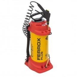 MESTO Pulvérisateur haute pression FERROX PLUS 10 L - 6 bar - acierPulvérisateurs