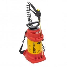 MESTO Pulvérisateur haute pression FERROX PLUS 6 L - 6 bar - acierPulvérisateurs