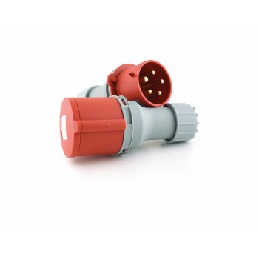 LUMX CEE connector (F) -...