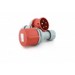 Male Plug CEE  5 pole  3P +...