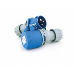 LUMX CEE plug (M) - 5-pin -...