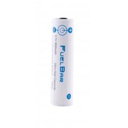 LUMX Batterie rechargeable rond , 3,7V 2600mAh Li-Ion pour LM 12590Piles, batteries, chargeurs