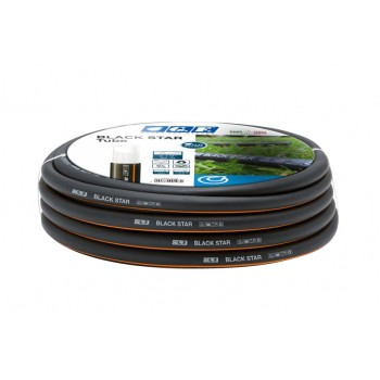 GF Water hose BLACK STAR 50 m - Ø 3-4 Hoses