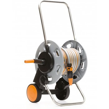 GF Reel with 25 m garden hose + accessories included Hose Box