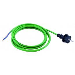EIBENSTOCK Cable (vert) pour EHR 23-2.4 SProlongateurs, rallonges & raccordements