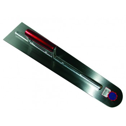 SCHWAN Tubular iron 600 x 115-80 x 1.1 mm round nose long adhesion - steel Home