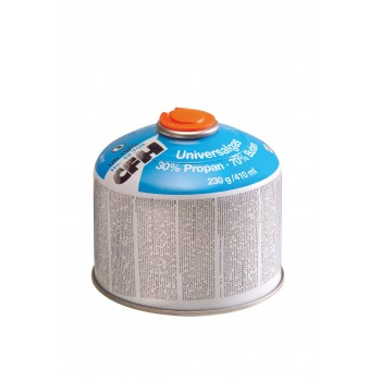 CFH Gas cartridge - 30% propane - 70% butane - 230 gr. Accessories for welding and heating tools
