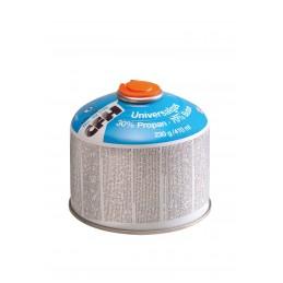 CFH Gas cartridge - 30% propane - 70% butane - 230 gr. Home