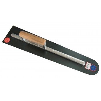 SCHWAN Screed iron 600 x 110 x 1.8 mm round nose and extra long adhesion with extra thick blade - steel Plasterwork tools