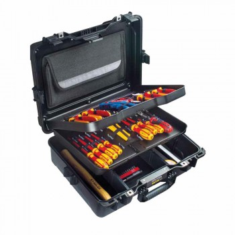 CETAFORM Suitcase 31-piece Tool cases FILLED