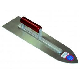 SCHWAN Screed iron 400 x 110 x 1.1 mm pointed nose - steel Plasterwork tools