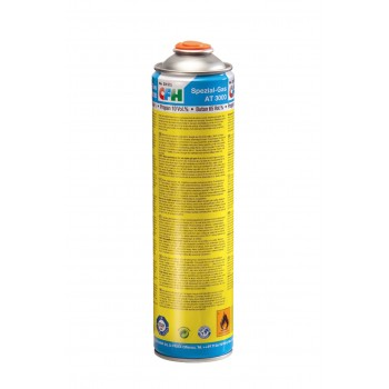 CFH Gas cartridge AT 3000 - propylene - butane - propane - 330 gr. Accessories for welding and heating tools