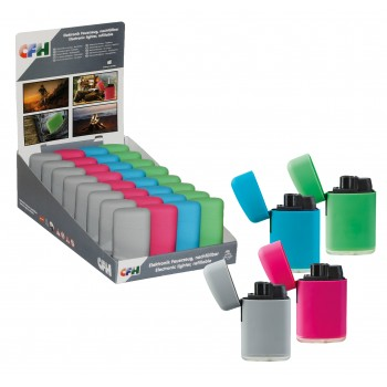 CFH Lighter FANCY - refillable - ? mm Various heating tools