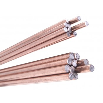 CFH Oxy-fuel welding rod, copper-plated - 1.5 x 333 mm - 15 pcs. Home