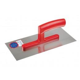 SCHWAN Trowel INOX, extra light, plastic handle - 280 x 130 mm (EX KA 23013) Plasterwork tools