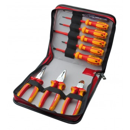 CETAFORM 9-piece pliers - screwdrivers - 1000V set 2K Home