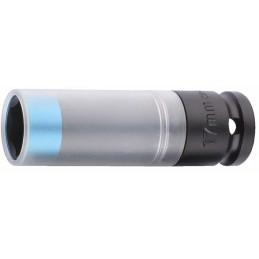 CETAFORM Douille à choc 6-pans avec protection en plastique 1-2 - 17 x 86,5 mm Accueil