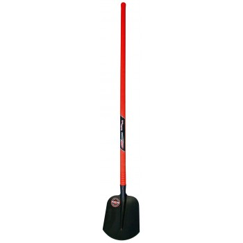 SOLID Sand shovel extra hardened (oil-hardened) - N° 00 - with fibreglass handle TYPE F3010 Home
