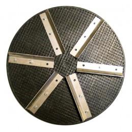 EIBENSTOCK Planing plate for EPG 400 - 380 mm Accessories for polishing