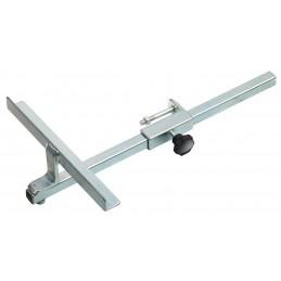 FREUND Store stop slate lever scissors SCHIEFERMAX 30-300 mm Squares