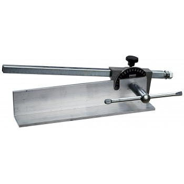 FREUND Equerre de réglage pour cisaille à levier 45° - 320 mmOutils de coupe divers