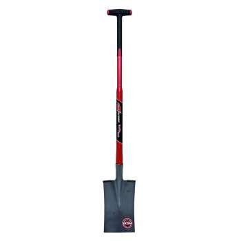 "SOLID Spade double rim - Model """"Charleroi"""" - with T-glass fibre handle TYPE """"F5500""""."" Home"