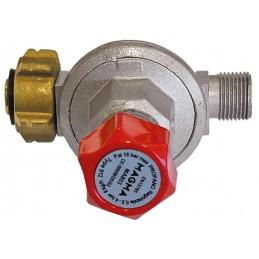 MAGMA Pressure regulator with adjustable pressure - 1-4 bar Home